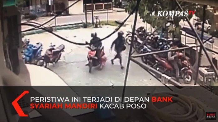 Polisi yang Diserang Terduga Teroris di Poso Jalani Perawatan, Kondisinya Stabil