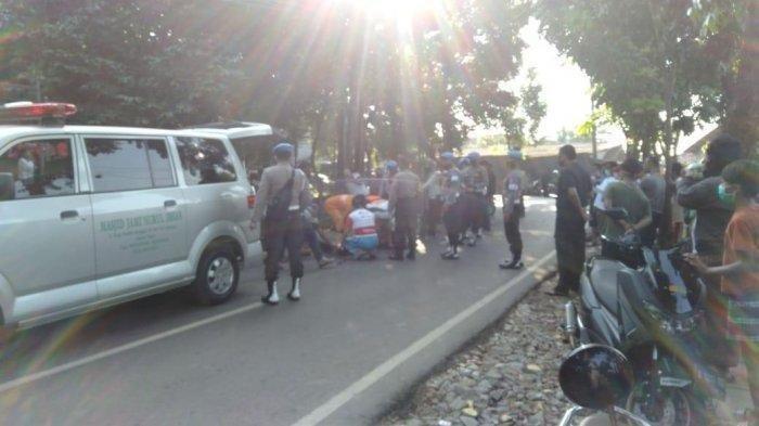 3 Pemuda Jadi Korban Tabrak Lari, Terlempar Ke Parit, Begini Kronologisnya