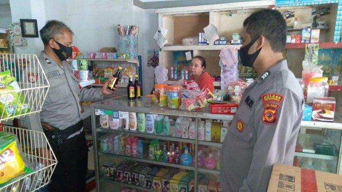 Ratusan Miras Kembali Dirazia Polisi di Indramayu, Peringatan Keras bagi Penjual yang Masih Bandel