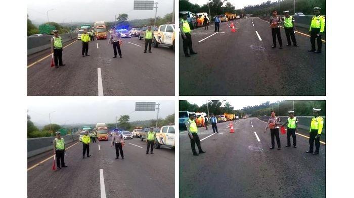 Berikut Nama Korban Meninggal dan Luka Akibat Kecelakaan Maut di Tol Cipularang KM 92.100 Jalur A