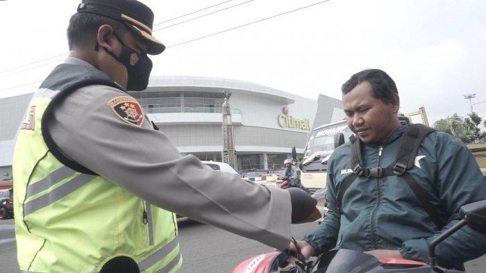Jumlah Pelanggar Protokol Kesehatan Covid-19 di Cianjur Sentuh Angka 17 Ribu