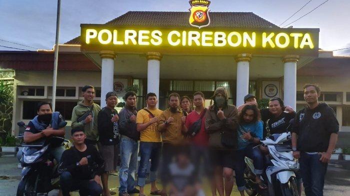 Maling Motor yang Ditangkap Polres Cirebon Kota Jual Hasil Curian Seharga Rp 500 Ribu - Rp 3 Juta