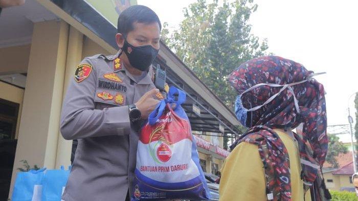Polres Garut Akan Salurkan Bantuan Bagi UMKM, Pelaku Harus Bisa Tunjukkan Ini Untuk Mendapatkannya