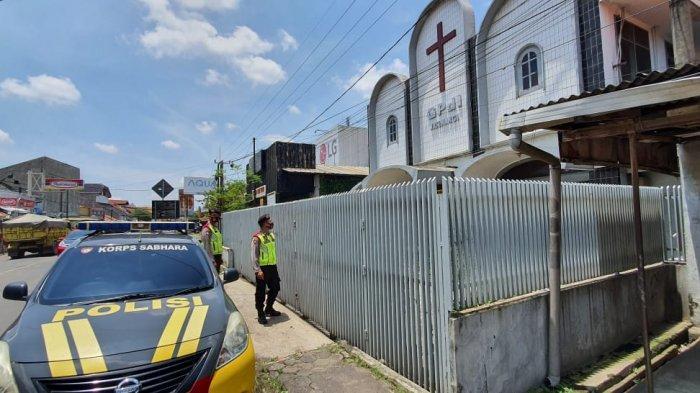 Polres Majalengka Terapkan Siaga 1 Amankan Tempat Ibadah, Buntut Bom Bunuh Diri di Makassar