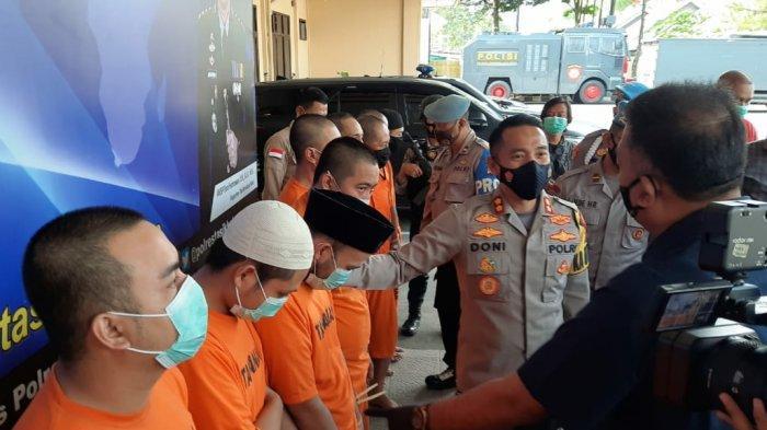Polres Tasikmalaya Kota Ungkap 11 Kasus Narkoba, Dua dari Lapas Sukamiskin dan Nusakambangan