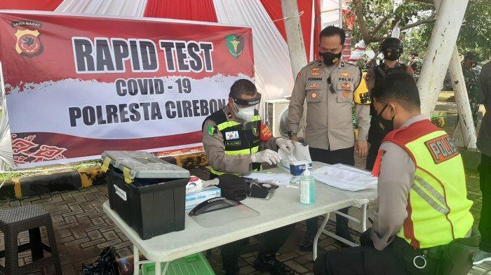 Polisi Bakal Rapid Test Pengendara di Rest Area KM 228 Tol Kanci-Pejagan, Bagaimana Jika Reaktif?