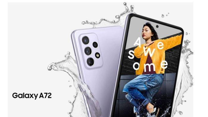 Samsung A72 Harga dan Spesifikasi, Smartphone Berkelas Harga 6 Jutaan