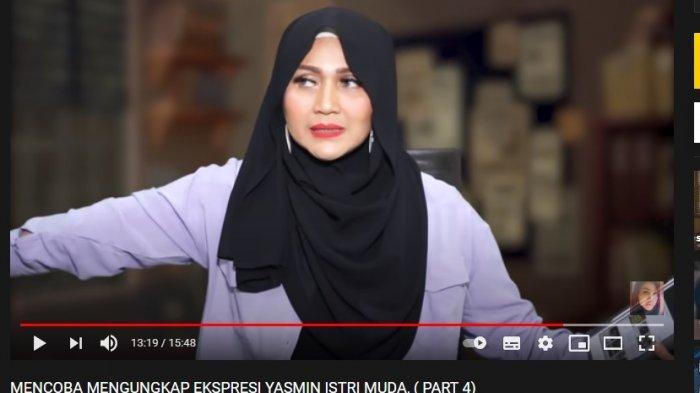 Pakar mikro ekspresi Poppy Amalya menganalisis gestur tubuh M, istri muda Yosef dalam kasus Subang.