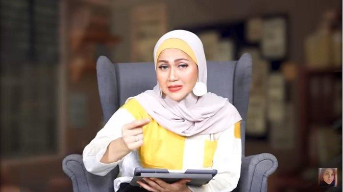 Poppy Amalya, pakar ekspresi menganalisis mimik Yosef saat kejadian kasus Subang.
