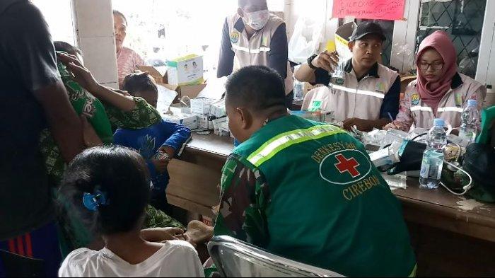 Dinkes Kabupaten Cirebon Sediakan 40 Pos Kesehatan Tanggap Darurat Bencana