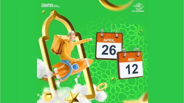 Periode 26 April - 12 Mei 2021