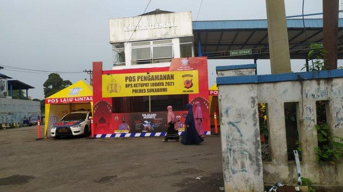 Ini Titik Penyekatan Mudik Lebaran di Kabupaten Sukabumi, Jalan Tikus Juga Dijaga