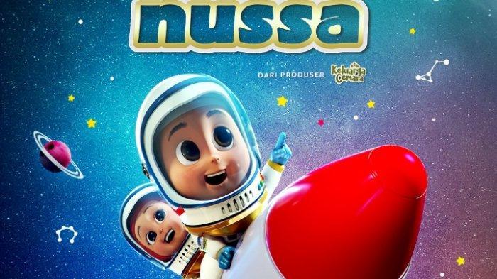 Sinopsis Film Animasi Nussa, Kisah Sederhana nan Inspiratif Tayang Di Bioskop 14 Oktober