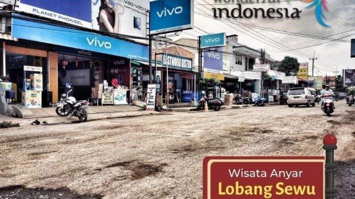 Viral Poster Objek Wisata Baru di Indramayu, Namanya Lubang Sewu: