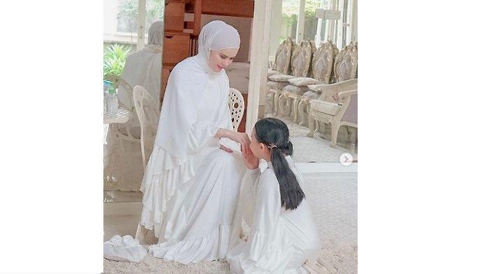 Potret Hawra Putri Angel Lelga yang Akhirnya Diungkap ke Publik, Ayahnya Bukan Orang Sembarangan
