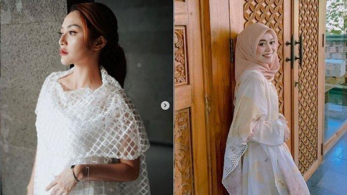 Sama-sama Menanti Kelahiran Anak, Intip Potret Siti Badriah dan Lesti Kejora, Pose Bumil Cantik