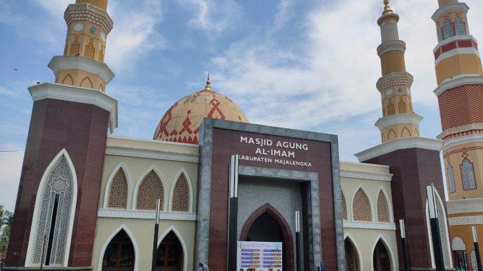 Cegah Penyebaran Covid-19, Masjid Agung Al-Imam Majalengka Tak Gelar Salat Iduladha Tahun Ini