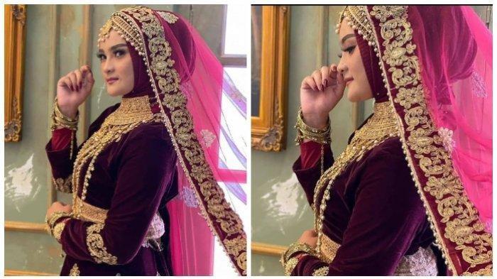 Cantiknya Syifa Calon Istri Ridho DA dalam Foto Prewedding, Kenakan Gaun Putih Seperti Putri