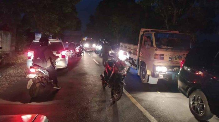 Dishub dan Polisi di Sumedang Mulai Awasi Pemudik yang Curi Start, Awasi Jalan dan Terminal