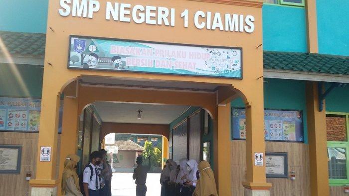 Simak Tahapan PPDB di Ciamis, Warga Bandung bisa Daftar ke SMPN 1 Ciamis