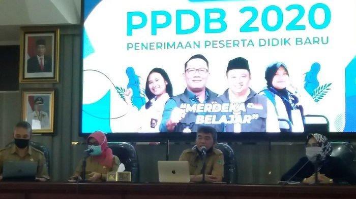 Mekanisme PPDB Jabar 2020: PG Tidak Berlaku Sama dalam ...