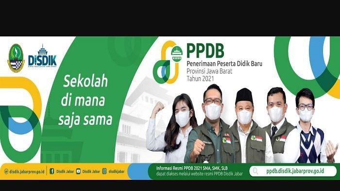 Besok Terakhir, Daftar Ulang PPDB Jabar di Laman Resmi Sekolah, Ini Daftar Website SMA Kota Bandung