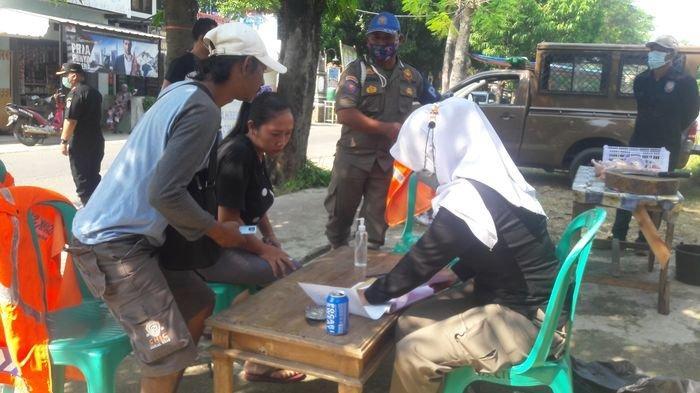 Hari Pertama PPKM Darurat di Purwakarta, Masih Ada Saja Masyarakat Langgar Protokol Kesehatan