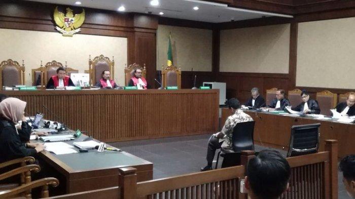 Sidang Kasus Suap, Romahurmuziy Akui Kembalikan Rp 250 Juta ke Penyuap: Dakwaan Saya Mestinya Gugur