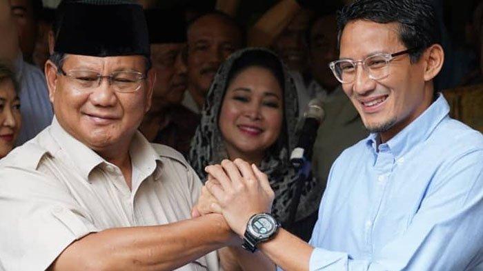 Putusan Sidang Sengketa Pilpres 2019 Digelar 28 Juni, Apakah Prabowo-Sandi Berpeluang Menang di MK?