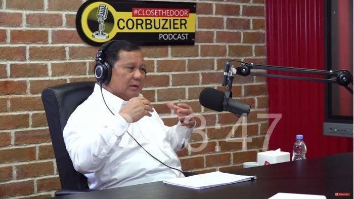 Alasan Prabowo Jarang Tampil di Media Saat Jadi Menhan, Blak-blakan Soal Anggaran Rp 1.700 Triliun