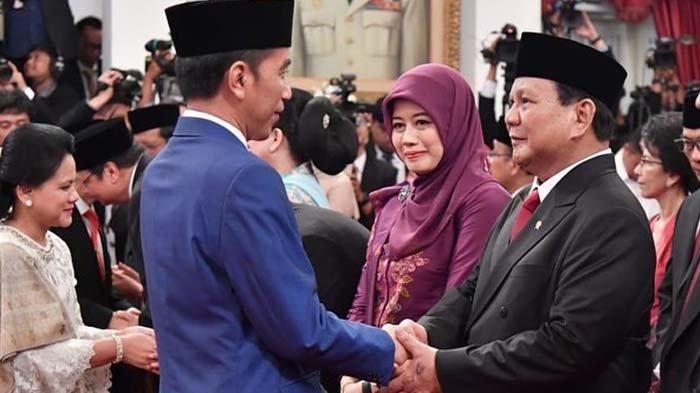 Duet dengan Mantan 'Musuh Bebuyutan' di Kemenhan, Ini Komentar Prabowo Soal Sosok Wahyu Trenggono