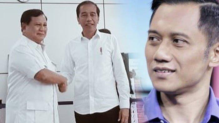 Heboh Prabowo Jumpa Jokowi, Andi Arief Pamer Foto AHY, Sebut Redakan Tensi Politik Meski Dicaci Maki