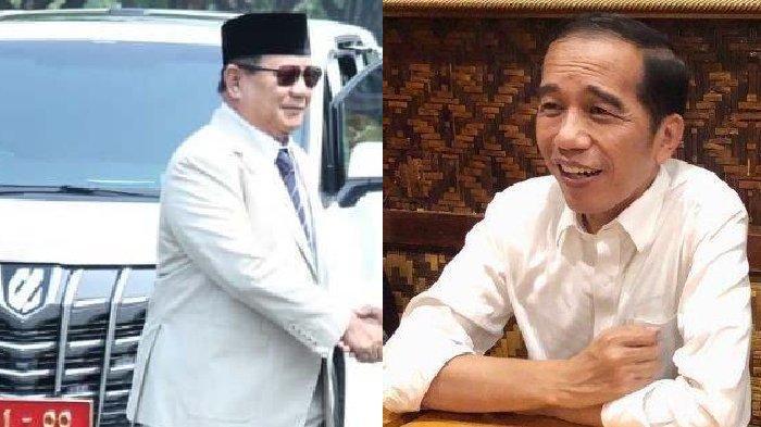 Saat Prabowo dan Jokowi Beriringan di Istana, Makin Kompak, Pramono Anung: Fotonya Berbicara Banyak
