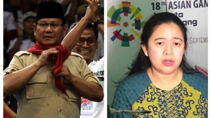 Gerindra Usung Lagi Prabowo Subianto Capres di Pilpres 2024, Pasangannya Puan Maharani?