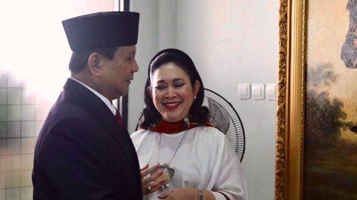 Foto Lawas Prabowo Kenangan Bersama Istri Lahiran, Soeharto dan Keluarga Besar Cendana Berkumpul