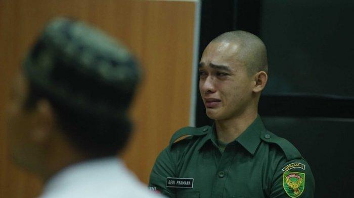 Kabur Setelah Membunuh Kasir Indomaret, Prada DP Merasa Gelisah di Pesantren di Banten