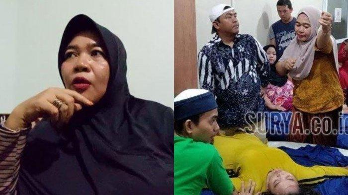 Mengenal Ningsih Tinampi, Cerita Ujian Berat di Awal Perjalanannya, Ada 'Siluman' di Dalam Keluarga