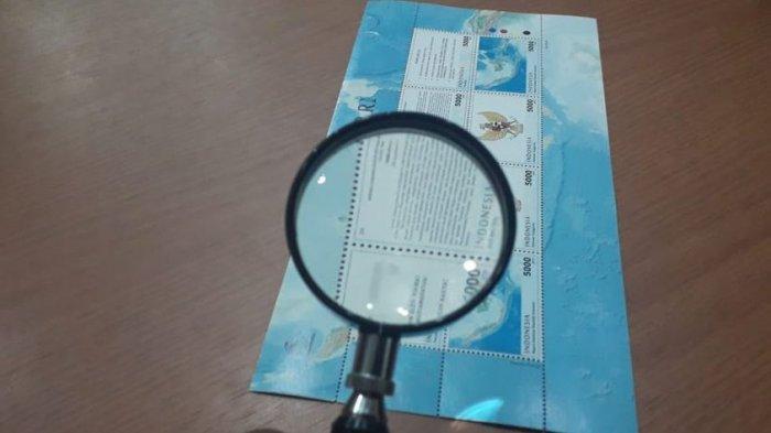 Uniknya Prangko 4 Pilar MPR RI yang Diluncurkan pada Hari Felateli Nasional