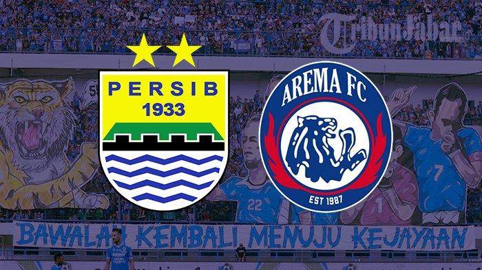 Jelang Persib Bandung vs Arema FC, Tim Tamu Punya Bekal Istimewa, Tuan Rumah Krisis Pemain Inti