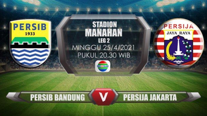 GOL Osvaldo Haay, Persib Bandung 0-1 Persija Jakarta, Maung Bandung Ketinggalan Agregat 0-3