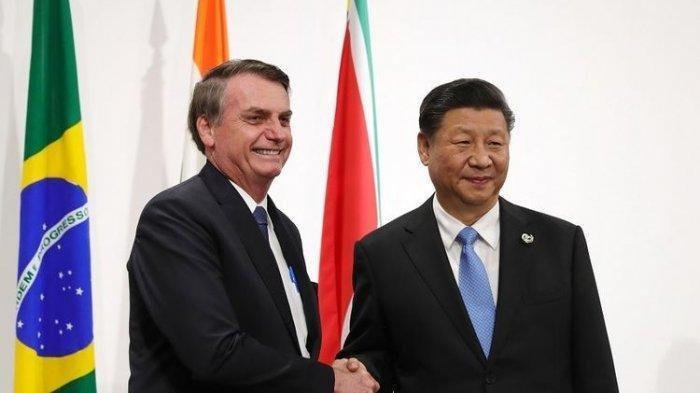 Kelamaan Menunggu, Presiden Brasil Batalkan Pertemuan dengan Presiden China
