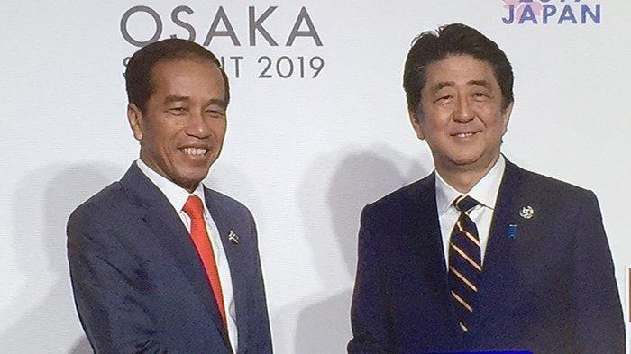 PM Jepang Berbincang dengan Presiden Prancis Selama 87 Menit, dengan Jokowi Cukup 1 Menit