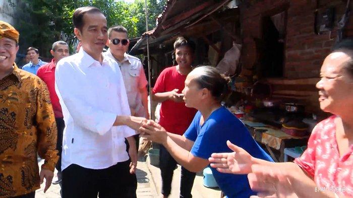 Jokowi Mudik, Langsung Blusukan Sapa Warga dan Kunjungi Kantor Wali Kota Surakarta