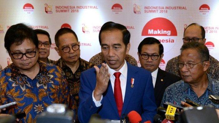 Jokowi: Kritik dengan Fitnah, Beda Itu! Kalau Mengkritik Itu Berbasis Data