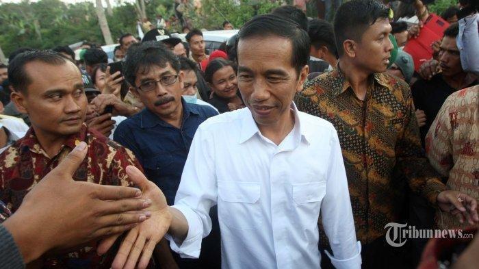Jokowi ke Garut Gunakan Helikopter, Ini Jadwal Kegiatannya Selama di Garut