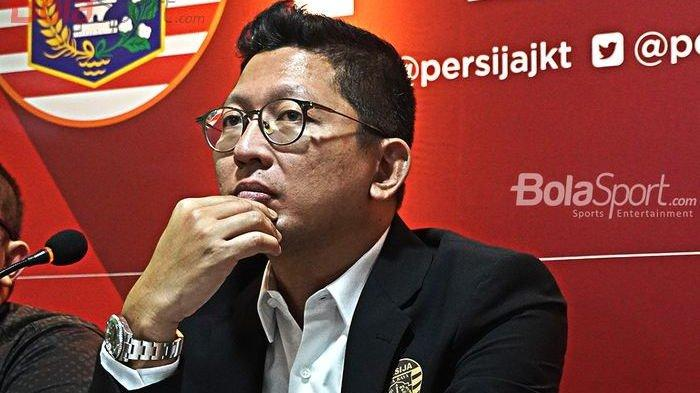 Live Streaming Pengumuman Pelatih Persija Jakarta, Klub Rival Persib Bandung di Liga 1