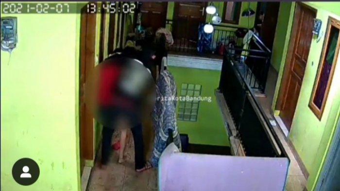 VIRAL VIDEO Pria Pukul Perempuan di Batununggal, Ternyata Ini Penyebab Pelaku Pukul Korban