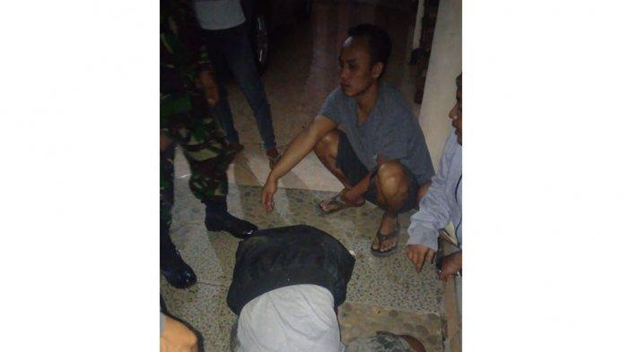 Dua Pria Melawan Saat Digerebek, Tertangkap Lalu Digebugi WargaSukabumi, Ternyata Jualan Narkoba