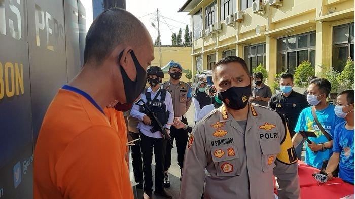 Pria Pengangguran di Cirebon Cabuli Anak di Bawah Umur, Dilakukan 4 Kali di Rumah Mertuanya