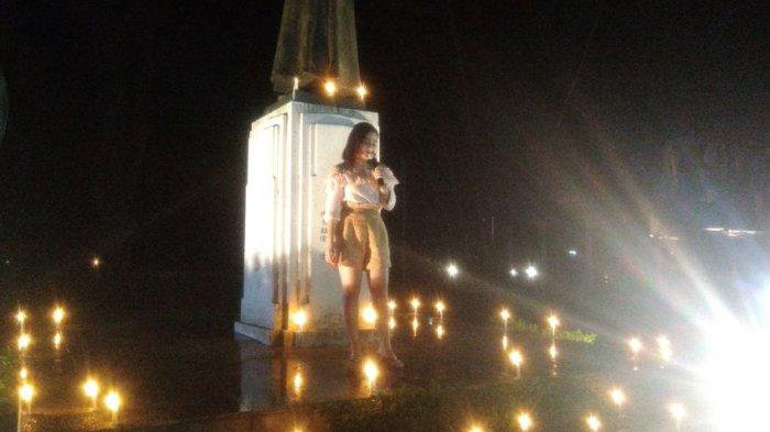 Prilly Latuconsina Menyanyikan Lagu Khusus untuk Para Bocah, Makhluk Halus Penunggu Taman Maluku